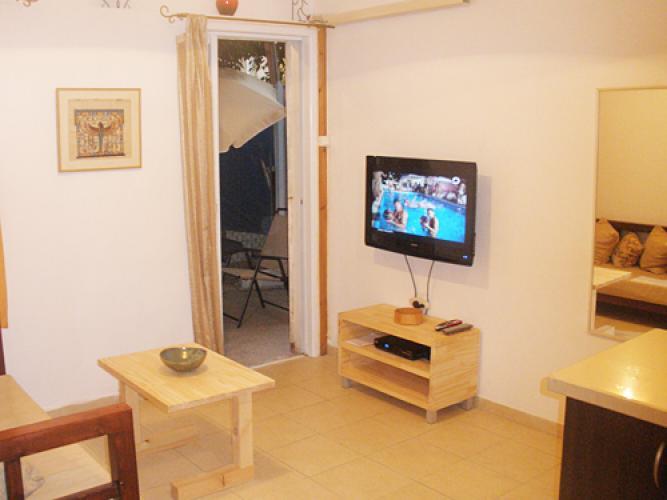 Однокомнатная квартира в израиле